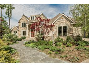 Property for sale at 16460 Majestic Oaks, Chagrin Falls,  Ohio 44023