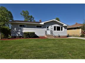 Property for sale at 6860 Brandywine Road, Parma Heights,  Ohio 44130