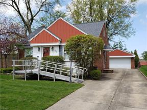 Property for sale at 5935 Mayland Avenue, Mayfield Heights,  Ohio 44124