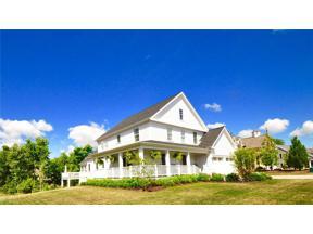 Property for sale at 195 Falls Walk Way, Chagrin Falls,  Ohio 44022