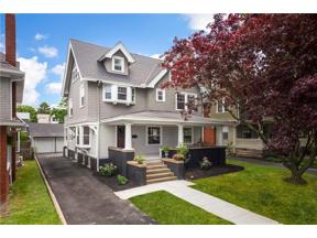 Property for sale at 1429 Cohassett Avenue, Lakewood,  Ohio 44107