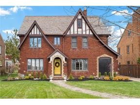 Property for sale at 17612 Riverside Drive, Lakewood,  Ohio 44107