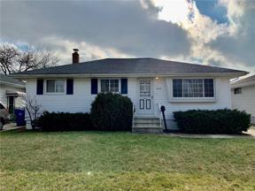 Property for sale at 15775 Richard Drive, Brook Park,  Ohio 44142