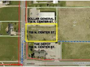 Property for sale at 708 N Center Street, Lagrange,  Ohio 44050