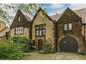 Property for sale at 12321 Fairhill Road, Cleveland Heights,  Ohio 44120