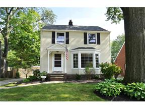 Property for sale at 4203 W 215th Street, Fairview Park,  Ohio 44126