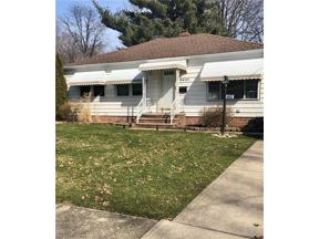 Property for sale at 6433 Lawnwood Avenue, Parma Heights,  Ohio 44130