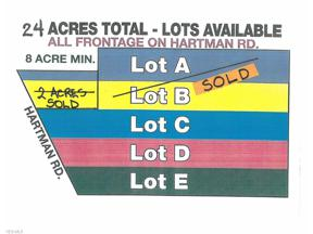 Property for sale at Hartman Road, Wadsworth,  Ohio 44281