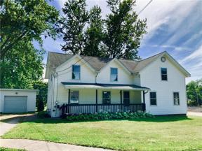 Property for sale at 4 Washington Street, Seville,  Ohio 44273