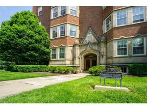 Property for sale at 13705 Shaker Boulevard 5A, Cleveland,  Ohio 44120