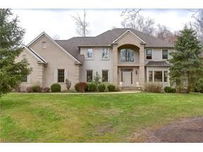 Property for sale at 17120 Bridgeway Drive, Chagrin Falls,  Ohio 44023