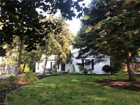 Property for sale at 1701 Som Center Road, Gates Mills,  Ohio 44040