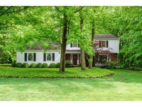 Property for sale at 1577 Groton Drive, Hudson,  Ohio 44236