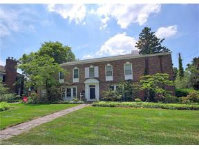 Property for sale at 20726 Brantley Road, Shaker Heights,  Ohio 44122