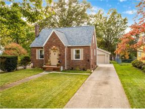 Property for sale at 182 Gordon Avenue, Wadsworth,  Ohio 44281
