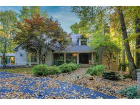 Property for sale at 17321 Buckthorn Drive, Chagrin Falls,  Ohio 44023