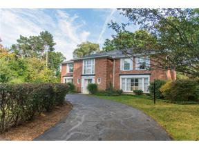 Property for sale at 2675 Eaton Road, Shaker Heights,  Ohio 44118