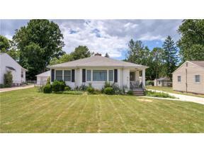 Property for sale at 7454 Malibu Drive, Parma,  Ohio 44130