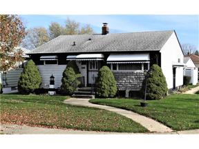 Property for sale at 15532 Paulding Boulevard, Brook Park,  Ohio 44142