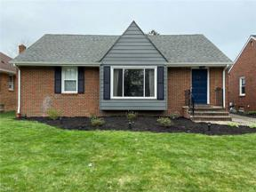 Property for sale at 22670 Maple Drive, Fairview Park,  Ohio 44126
