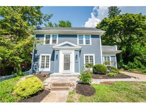 Property for sale at 2265 Delaware Drive, Cleveland Heights,  Ohio 44106