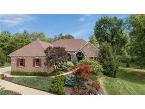 Property for sale at 6541 Wooded View Drive, Hudson,  Ohio 44236