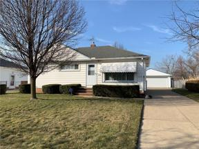 Property for sale at 13604 Middlebrook Boulevard, Brook Park,  Ohio 44142