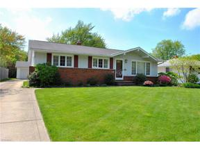 Property for sale at 1208 Golden Gate Boulevard, Mayfield Heights,  Ohio 44124
