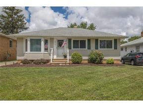 Property for sale at 9210 Berkshire Road, Parma Heights,  Ohio 44130