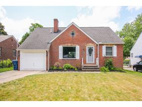 Property for sale at 4558 W 221st Street, Fairview Park,  Ohio 44126