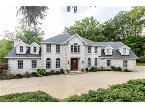 Property for sale at 772 Village Trail, Gates Mills,  Ohio 44040