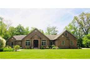 Property for sale at 7494 Hunters Glen Lane, Seville,  Ohio 44273