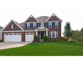 Property for sale at 8107 Megan Meadow Drive, Hudson,  Ohio 44236