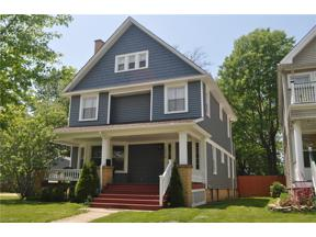 Property for sale at 1306 Marlowe Avenue, Lakewood,  Ohio 44107
