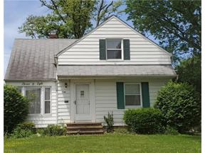 Property for sale at 1108 Argonne Road, South Euclid,  Ohio 44121