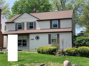 Property for sale at 1180 Brainard Road, Lyndhurst,  Ohio 44124
