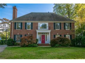 Property for sale at 20962 Sydenham Road, Shaker Heights,  Ohio 44122