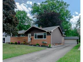 Property for sale at 12075 Stormes Drive, Parma,  Ohio 44130