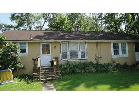 Property for sale at 134 Front Street, Rittman,  Ohio 44270