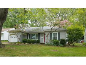 Property for sale at 7083 Oakwood Road, Parma Heights,  Ohio 44130