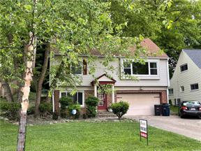 Property for sale at 23703 Glenhill Drive, Beachwood,  Ohio 44122