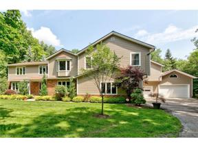 Property for sale at 9590 Stafford Road, Chagrin Falls,  Ohio 44023