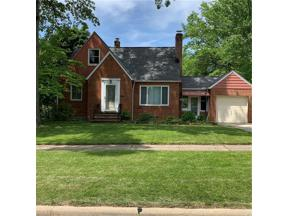 Property for sale at 4421 Bayard Road, South Euclid,  Ohio 44121
