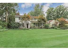 Property for sale at 23850 Stanford Road, Shaker Heights,  Ohio 44122