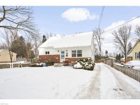 Property for sale at 450 Loomis Avenue, Cuyahoga Falls,  Ohio 44221