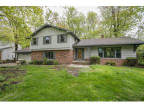 Property for sale at 1031 W Mill Drive, Highland Heights,  Ohio 44143