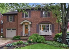Property for sale at 21185 Maplewood Avenue, Rocky River,  Ohio 44116