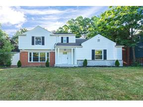 Property for sale at 1963 Laurel Hill Drive, South Euclid,  Ohio 44121