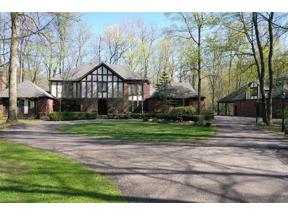 Property for sale at 7 Valley Ridge Farm, Hunting Valley,  Ohio 44022