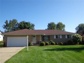 Property for sale at 4091 Magnolia Drive, Brunswick,  Ohio 44212
